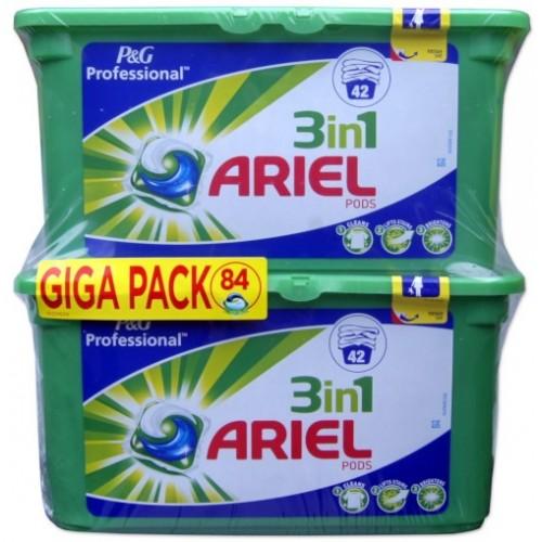 Ariel Professional kapsułki do prania 2 x 42 szt