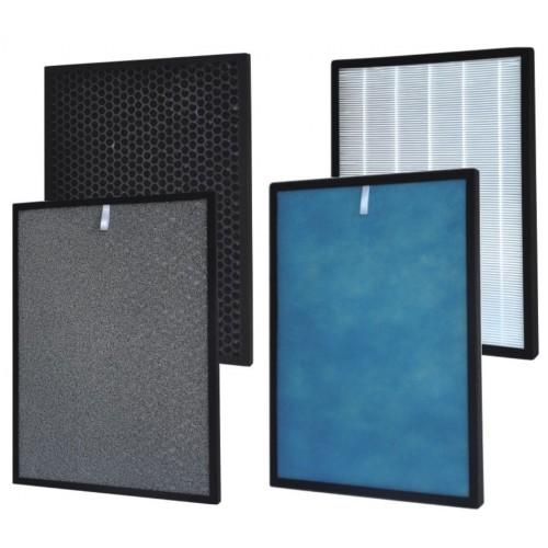 Zestaw filtrów do oczyszczacza powietrza Webber AP8700
