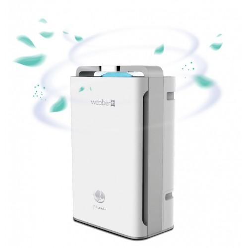 Oczyszczacz powietrza Webber AP9700 (z miernikiem PM2,5 i nawilżaniem)