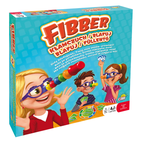 Gra Fibber - Kłamczuch