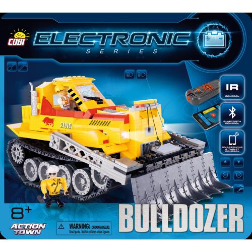 Cobi Electronic Buldożer z bluetooth 21910