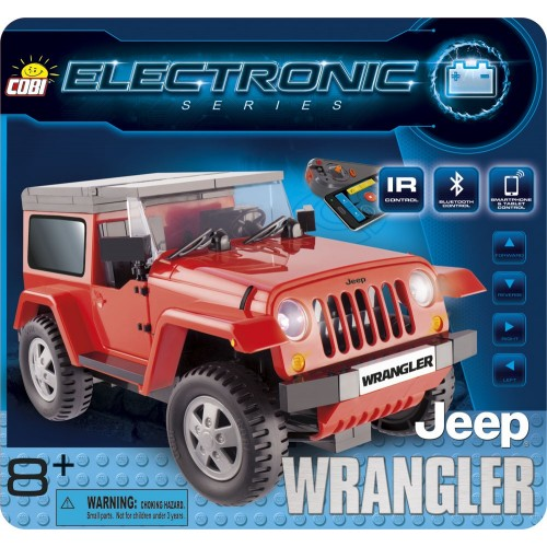 Cobi Electronic Jeep Wrangler z bluetooth 21920