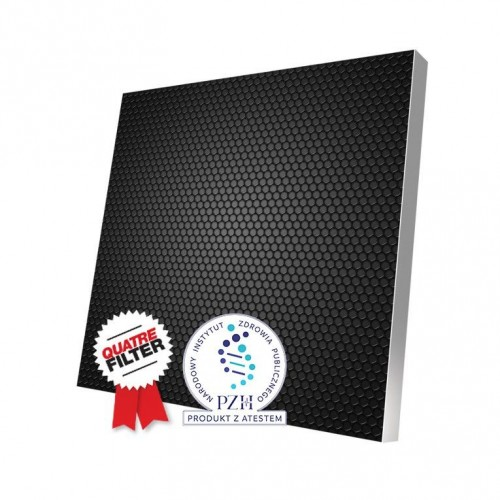 Zestaw filtrów do oczyszczacza powietrza Webber AP8400 / AP8410